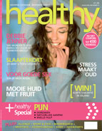 Healthy Magazin Cover